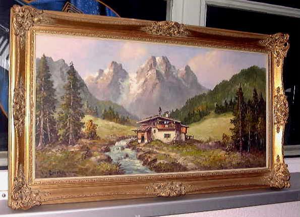 Maler Bayreuth edelmann hans 1903 bayreuth 1978 bayreuth